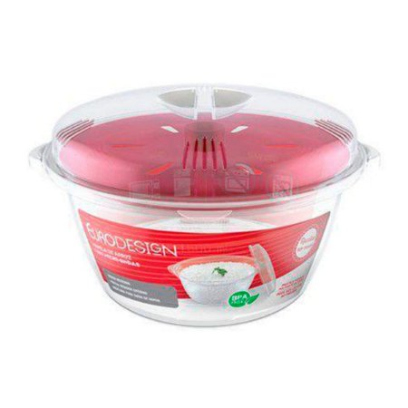 Panela de Arroz Para Microondas – BPA Free