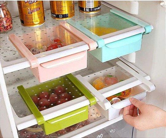 Gaveta Organizadora De Geladeira Freezer Frutas Legumes