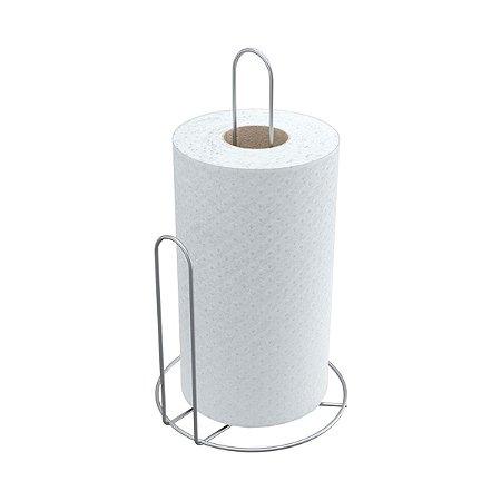 Porta Papel Toalha Para Mesa Cozinha Em Aço Cromado Premium