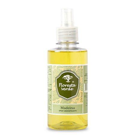 Spray Aromatizador - Madeiras 250 ml