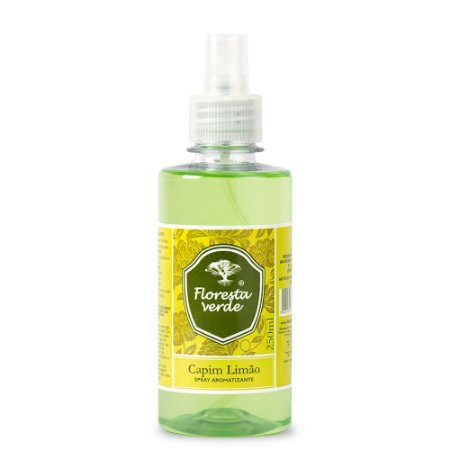 Spray Aromatizador - Capim-Limão 250 ml