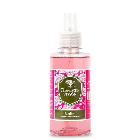 Spray Aromatizador - Jardim 250 ml