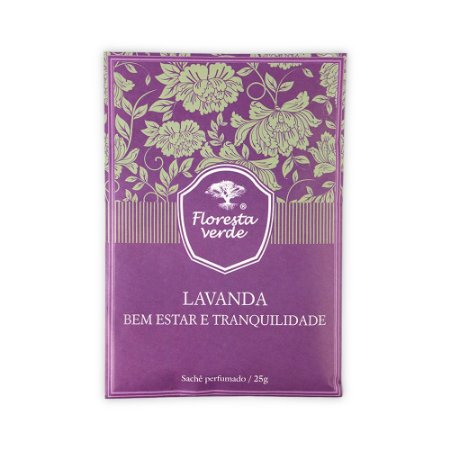 Sachê Perfumado - Lavanda 25g