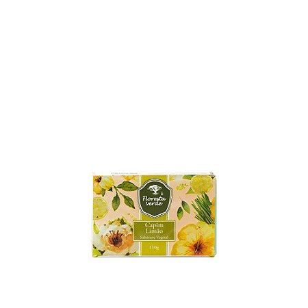 Sabonete em Barra - Capim limão 110g