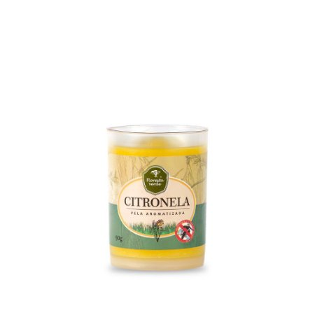 Vela contra Insetos - Citronela 90g