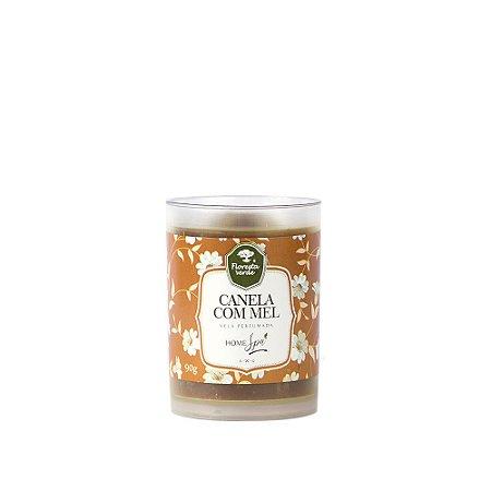 Vela Perfumada - Canela com mel 90g