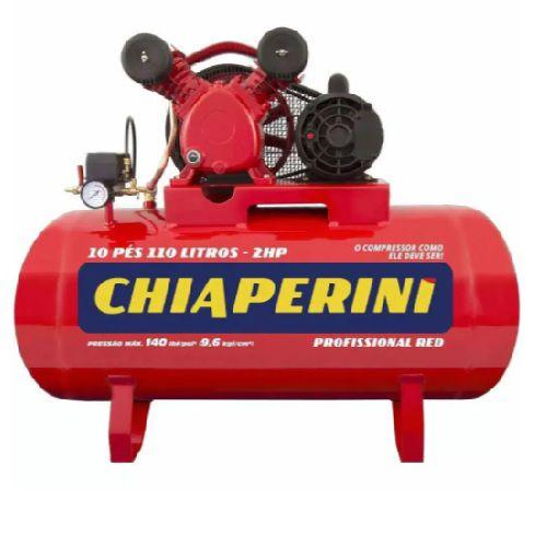 COMPRESSOR 10 RCH 110L RED C/MM CHIAPERINI