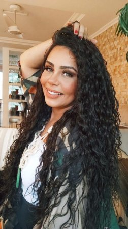 LACE FRONT SILVANA