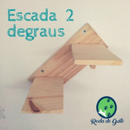 ESCADA 2 DEGRAUS