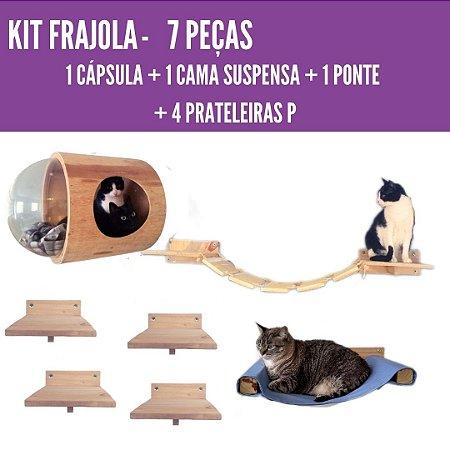 kIT FRAJOLA - 7 PEÇAS