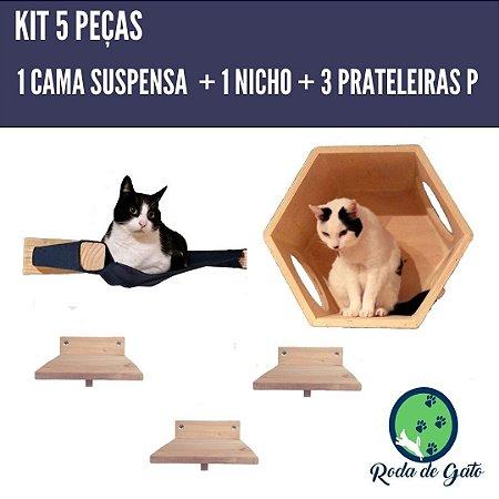 KIT 5 PEÇAS