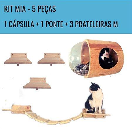 KIT MIA - 5 PEÇAS