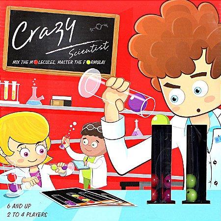 Jogo Crazy Scientist