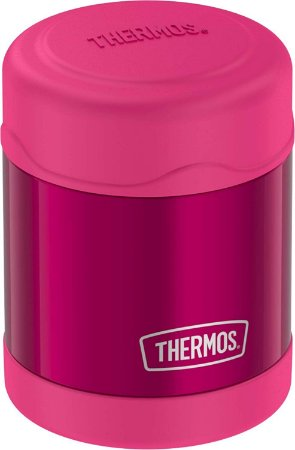 Pote Térmico Funtainer 290 Ml, Thermos, Rosa