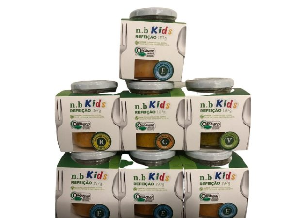Kit 10 sabores - NB Kids