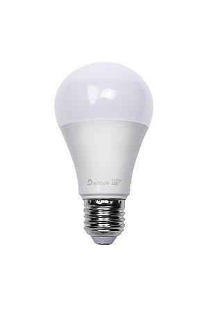 Lâmpada LED Bulbo A60 4,8W Branco Quente