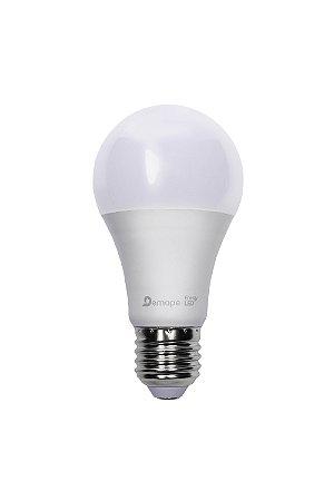 Lâmpada LED Bulbo A65 12W Branco Quente