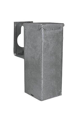Reator Mercúrio Externo Galvanizado 80W
