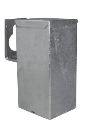 Reator Sódio Externo Galvanizado 400W ENCE