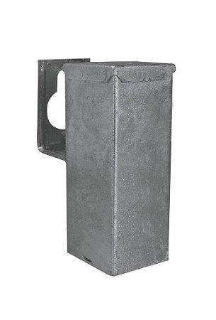 Reator Sódio Externo Galvanizado 100W PROCEL