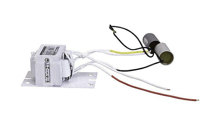 Reator Metálico Chassi/Integrado 70W ENCE