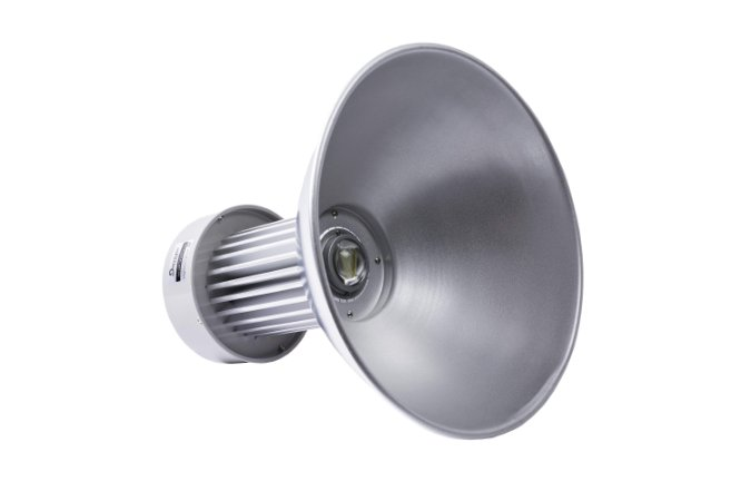 Luminária LED Industrial Highbay 100W 5000K