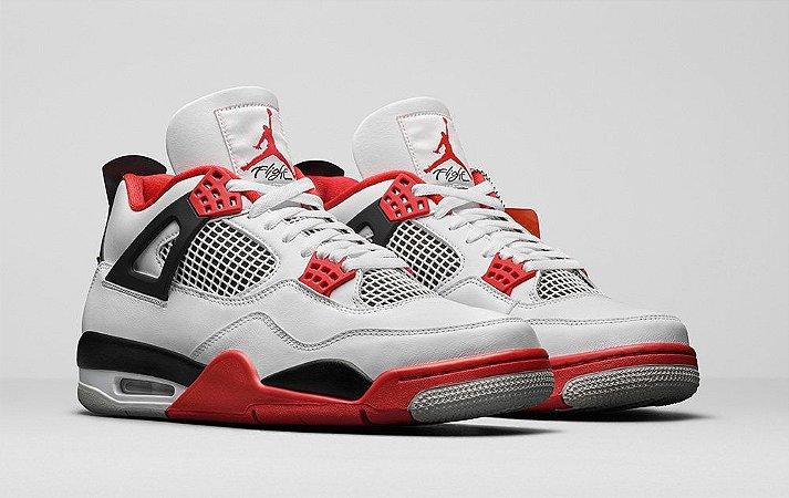 Jordan IV Fire Red