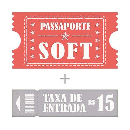 Passaporte Soft + Entrada Adulto