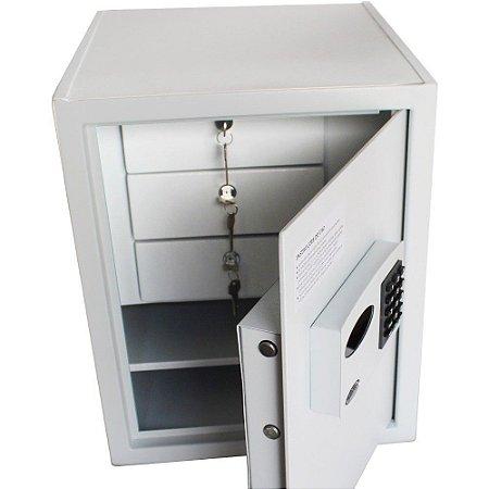Cofre com chave Eletrônico Digital Company Diretor c/ Chave