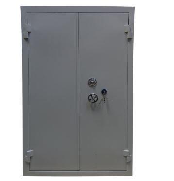 Cofre Mecânico com Base Concretada para Armas - AC 090