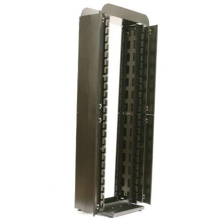 Rack Coluna Preto Top Solution c/ Base Soleira