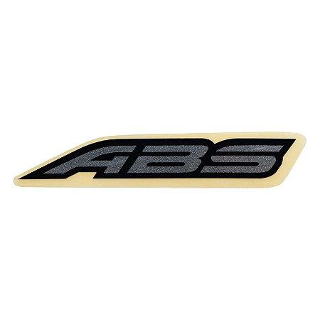 EMBLEMA ABS XTZ 150 CROSSER - 2019