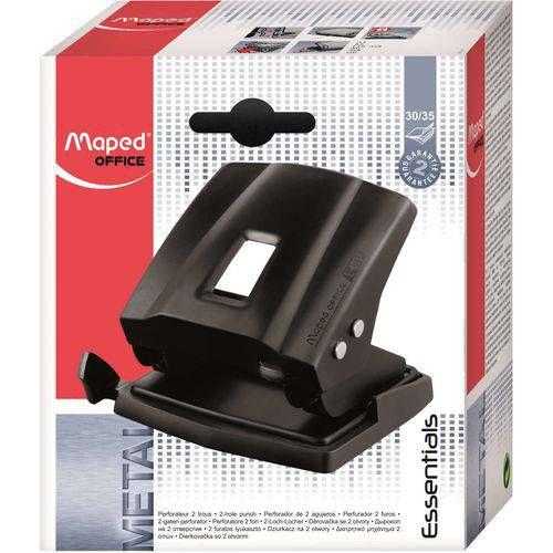 Perfurador De Papel Essentials 4034 Pt.fosco 35f Maped Unidade