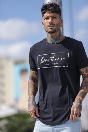 Camiseta Long Brothers Inspired by Life