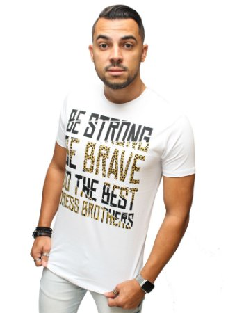 Camiseta Long Brothers Strong