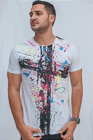 Camiseta long brothers art