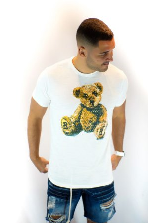 Camiseta Brothers Strass Bear