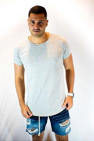 Camiseta Basica Long Mescla