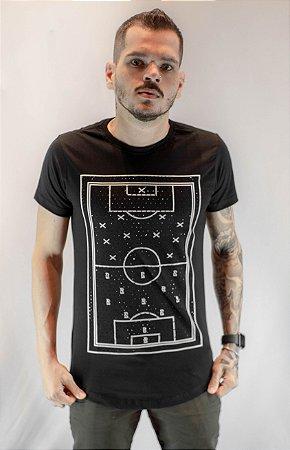 Camiseta Long Brothers Stadium Black