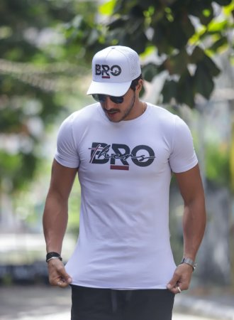 Camiseta Long Brothers Bro