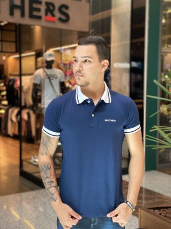 POLO BROTHERS NAVY BLUE