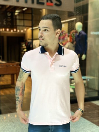 POLO BROTHERS LIGHT PINK