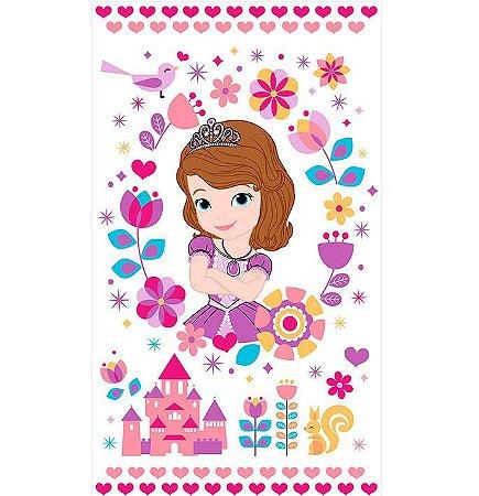 Toalha de Banho Disney Sofia Heart - Santista