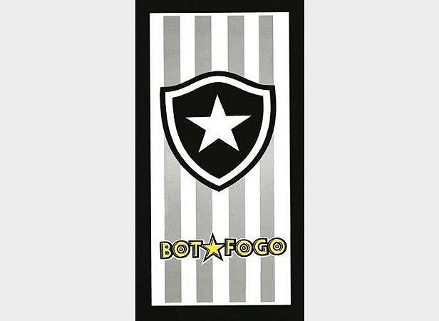 Toalha Futebol Time Botafogo 02 Estrela - Dohler