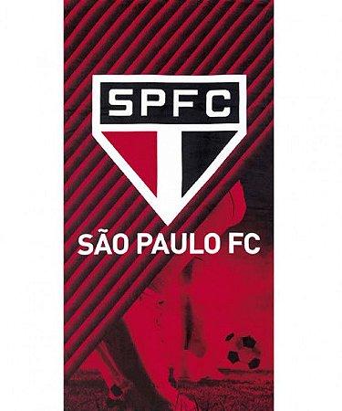 Toalha de Praia Time de Futebol São Paulo 06 - Dohler