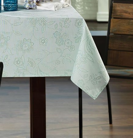 Toalha de Mesa Redonda 1,78m para mesa de 6 lugares - Sempre Limpa Harper - Karsten