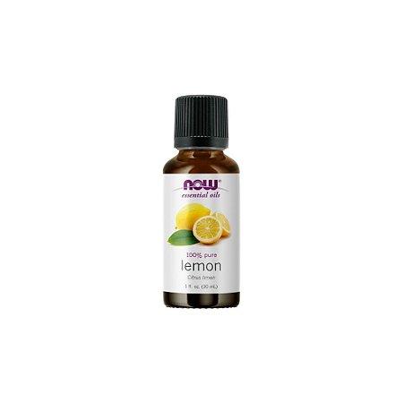 Óleo Essencial de Limão Siciliano 30ml - NOW