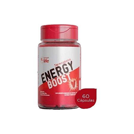 ENERGY BOOST 60 Cápsulas - Smart Life