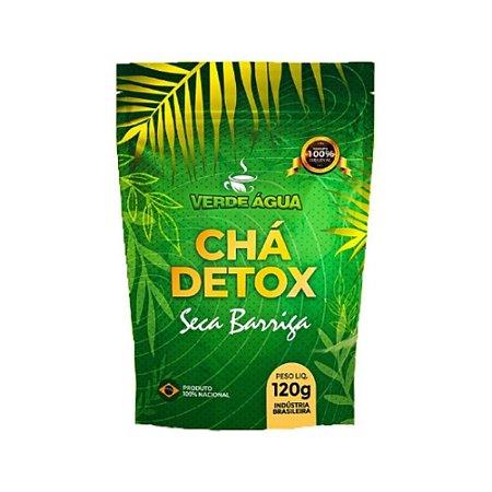 Chá Detox Seca Barriga 120g - Verde Água
