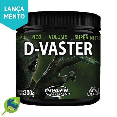 Pré-Treino D-VASTER 300g - Power Supplements